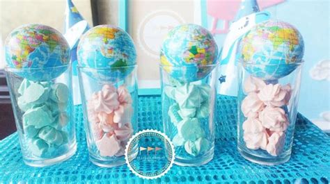 Boy Baby Shower Ideas On A Budget by Kara S Party Ideas Travel Themed 1st Birthday Party With