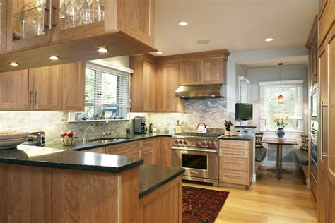 Kitchen Cabinet Stains Wood Kitchen Cabinets Trending For 2015 Sage Builders Llc