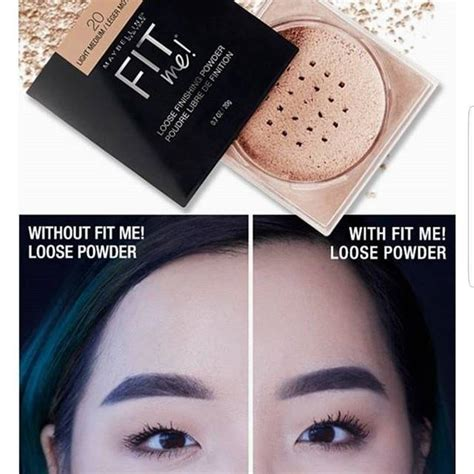 Maybelline Fit Me Bedak new ready maybelline fit me powder shopee indonesia