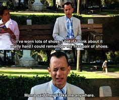forrest gump comfortable shoes movies 1990s on pinterest 206 pins