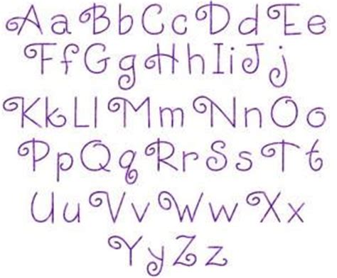 simple font design online alphabets for hand embroidery simple embroidery
