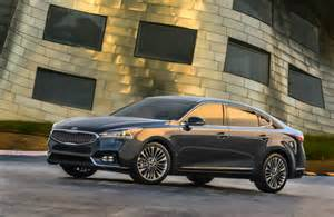 2017 kia cadenza release date and features