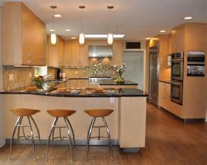 Kitchen Peninsula Lighting The Kitchen Is Be Both Functional And Beautiful We Used The Ones From The Tech Lighting The