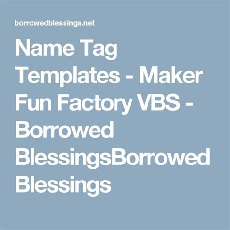 Name Template Maker by 17 Best Ideas About Name Tag Templates On