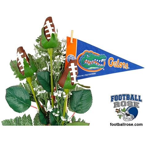 gifts for florida gator fans pin by sports roses on college football rose flower