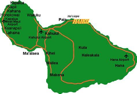 Standard Kitchen Island Size Maui Vacation Cottage Rental Haiku Maui Hawaii