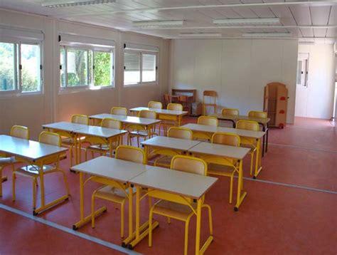 Salle De Classe Modulaire Pr 233 Fabriqu 233 Solfab