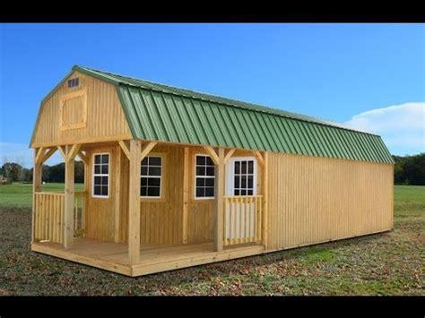 deluxe lofted barn cabin sketchup model youtube