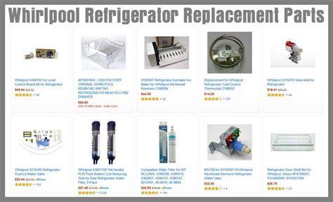 whirlpool american fridge freezer wiring diagram