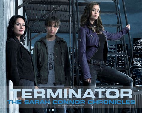 Terminator The Connor Chronicles by Syfy Nabs Rights To Terminator The Connor