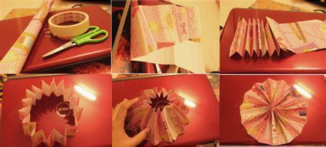 buat bunga guna kertas blog nisadawi tutorial paper flower