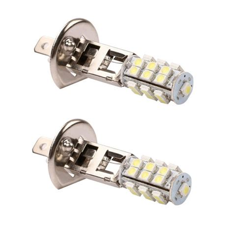 led fog light replacement bulbs 2x h1 25 led conversion 12v headlight fog light