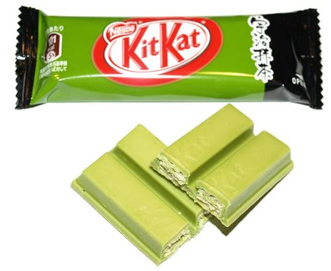 Kitkat Greentea how japan became obsessed with kitkat