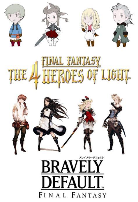 four heroes of light four heroes of light