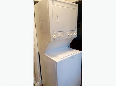 Stackable Washer Dryer For Apartment Apartment Size Stackable Washer And Dryer Rideau Township