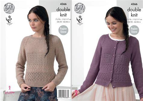 knitting pattern raglan sleeve cardigan raglan sleeve cardigan jumper sweater ladies knitting