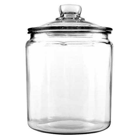 Kitchen Canisters Online anchor heritage glass jar 1 gallon target