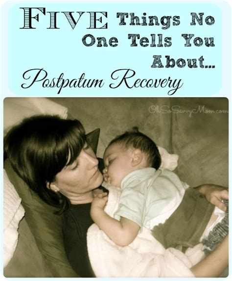 5 Things No One Tells You About Postpartum Recovery Here S What No One Tells You About Appartement New York