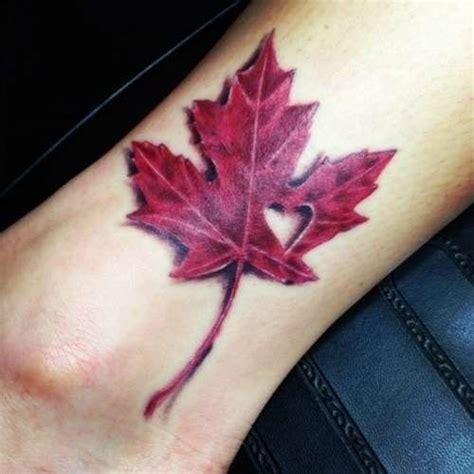 canadian maple leaf tattoo designs canadian maple leaf shortlist