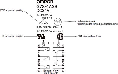Stop Kontak Omron safety circuit exles of safety components technical