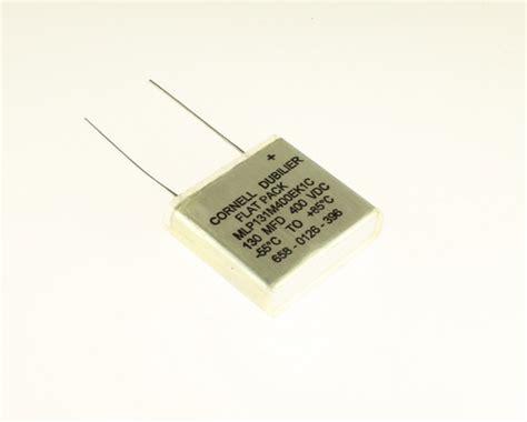cornell dubilier aluminum electrolytic capacitors mlp131m400ek1c cornell dubilier capacitor 130uf 400v aluminum electrolytic radial 2020069676
