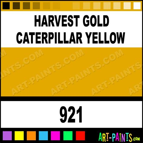 harvest gold caterpillar yellow heavy duty auto spray paints 921 harvest gold caterpillar