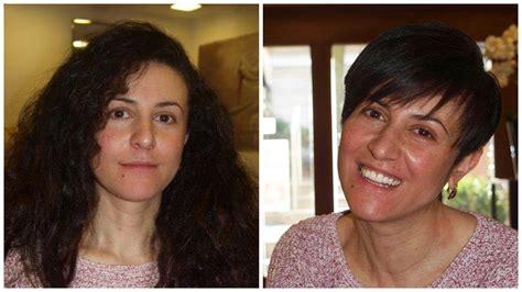 Friseur In Hamburg Vorher Nachher Frisuren Damen Mahnaz Friseur Hamburg