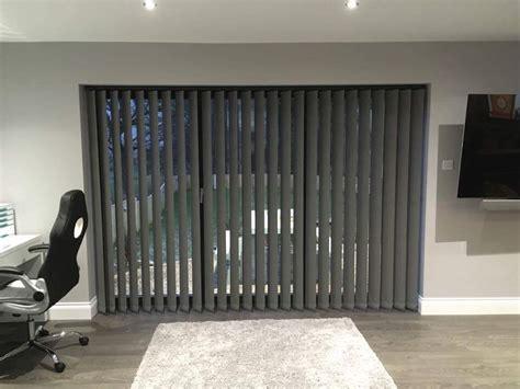 stylish vertical blinds  bi fold doors dencas