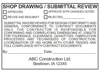 shop drawing log template 11 submittal st template construction sts for