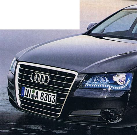 Autobild Cover by Fourtitude Audi A8 Features On Cover Of Autobild