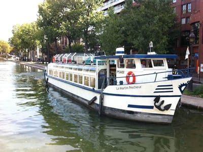 bateau mouche bercy nos bateaux sur la seine canal saint martin canal de l