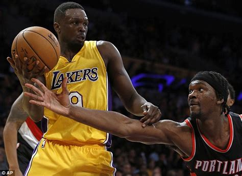 Really The Lakers by Luol Deng Excited To Try To Restore Los Angeles