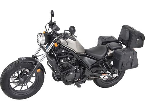 Motorrad Honda Cmx500 Rebel by C Bow Seitentr 228 Ger Schwarz F 252 R Honda Cmx500 Rebel Ab Bj
