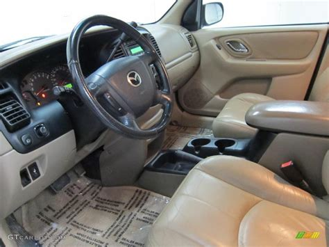 mazda tribute 2002 interior 2002 mazda tribute lx v6 interior photo 43445360