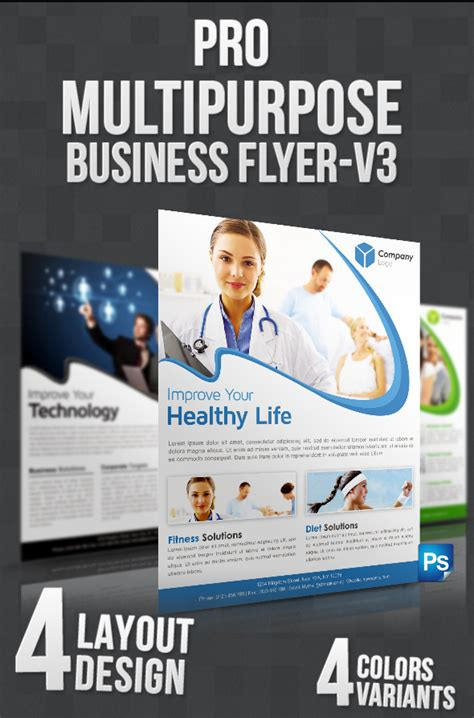professional flyer templates 20 professional flyer templates for multi purpose business