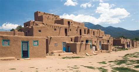 Pueblo Indian Homes by 15 Ancient House Designs That You Can Build Really Cheap