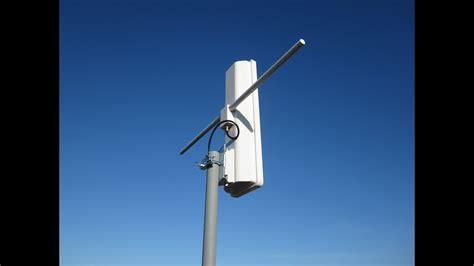 digital air antenna installation with chimney mount scarborough toronto markham richmond