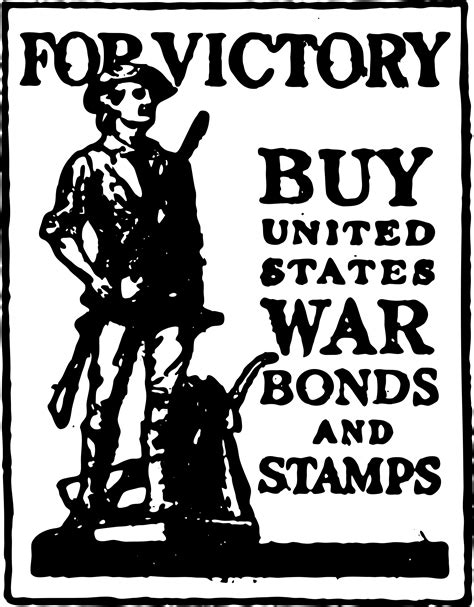 clipart buy war bonds