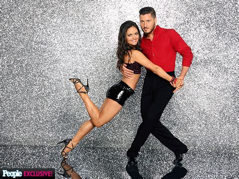 Val Chmerkovskiy I Was In Love With Danica Mckellar | dancing with the stars season 18 photos candace cameron