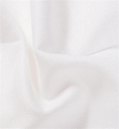 White Cotton white cotton linen shirts by proper cloth