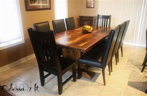 Dining Room Furniture Ontario Oak Dining Table Set With Sideboard Dining Room