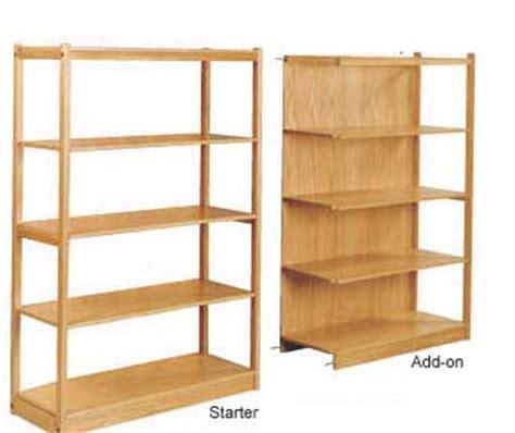 wood shelving units wood shelving units trio display