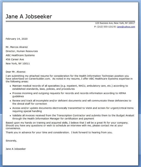 medical coding resume cover letter examples awesome cover letter e