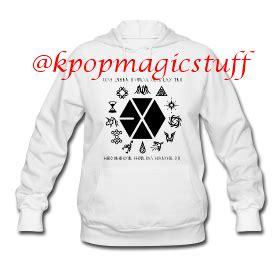 Kaos Exo Kaos Exo L Kaos Kpop Kaos Custom Kaos Pria kpop magic stuff shop hoodie dan kaos exo