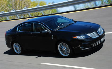 2010 lincoln mks first drive motor trend