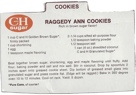 printable cookie recipes sweet magnolias farm free printable vintage cookie