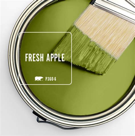 behr paint color apple behr color of the month fresh apple within the grove