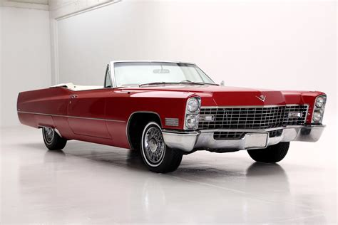 How To Make Home Interior Beautiful by 1967 Cadillac Deville American Dream Machines Classic