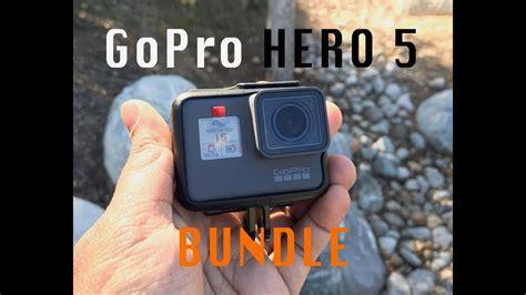 gopro costco gopro 5 black costco bundle offer unboxing