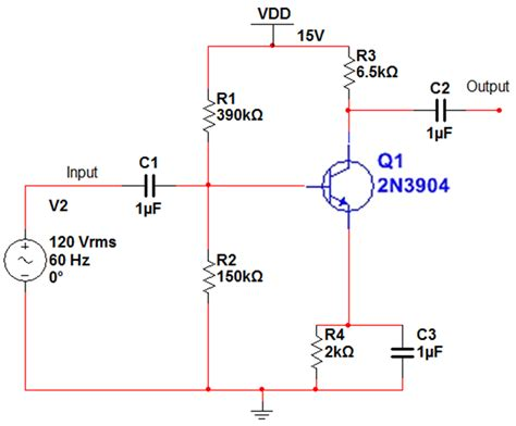 transistor lifier circuits with negative current feedback 10 lifiers elec2210 1 0 documentation